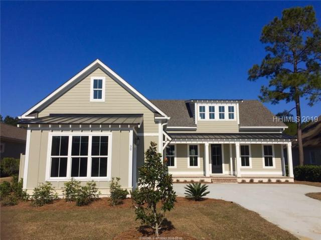15 Greenwood Drive, Bluffton, SC 29910 (MLS #389760) :: The Alliance Group Realty