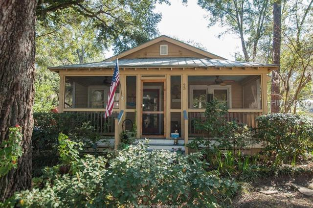 25 Wharf Street, Bluffton, SC 29910 (MLS #389859) :: RE/MAX Island Realty