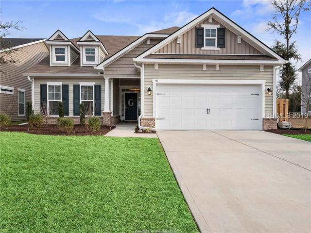 91 Sago Palm Drive, Bluffton, SC 29910 (MLS #389978) :: RE/MAX Island Realty