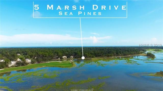 5 Marsh Drive, Hilton Head Island, SC 29928 (MLS #390011) :: Collins Group Realty