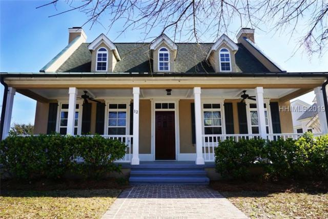 12 Cordray Street, Bluffton, SC 29910 (MLS #390017) :: The Alliance Group Realty