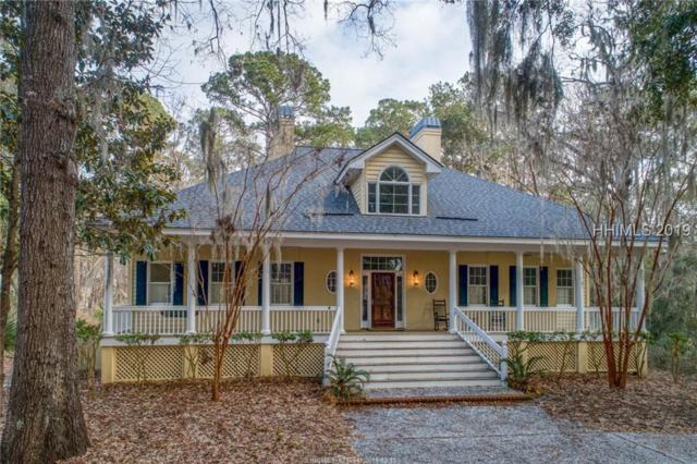 44 Forest Lake Drive, Daufuskie Island, SC 29915 (MLS #390063) :: RE/MAX Coastal Realty