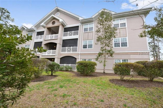 4924 Bluffton Parkway 23-102, Bluffton, SC 29910 (MLS #390183) :: The Alliance Group Realty