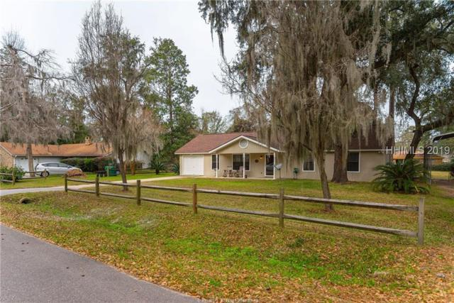 12 Capwing Drive, Beaufort, SC 29902 (MLS #390184) :: Southern Lifestyle Properties