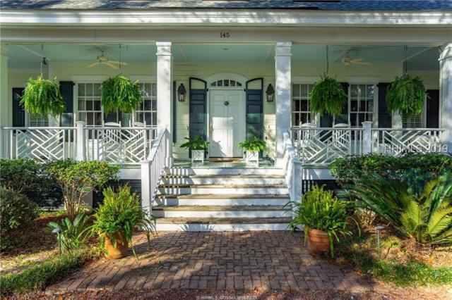 145 Distant Island Drive, Beaufort, SC 29907 (MLS #390201) :: RE/MAX Island Realty