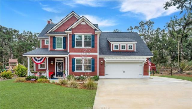 21 Sand Piper Lane E, Beaufort, SC 29907 (MLS #390315) :: RE/MAX Coastal Realty