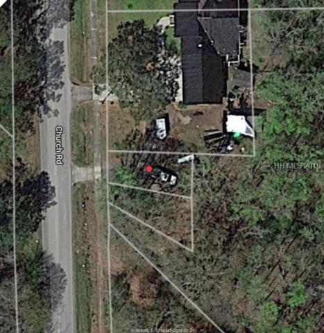 Church Road, Hardeeville, SC 29927 (MLS #390331) :: The Alliance Group Realty