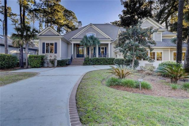102 Baynard Cove Road, Hilton Head Island, SC 29928 (MLS #390378) :: Collins Group Realty