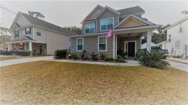504 Abner Lane, Beaufort, SC 29902 (MLS #391546) :: Collins Group Realty