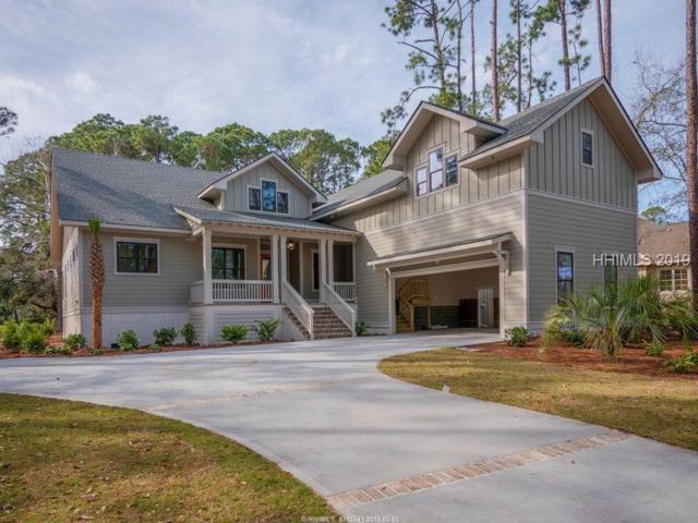 33 Turnbridge Drive, Hilton Head Island, SC 29928 (MLS #391658) :: Collins Group Realty