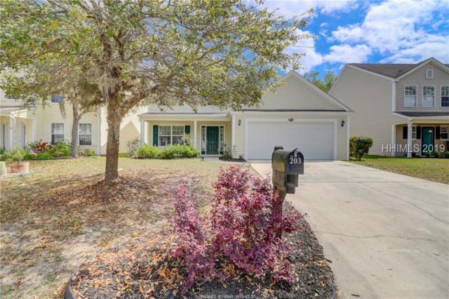 203 Stoney Crossing, Bluffton, SC 29910 (MLS #391706) :: Southern Lifestyle Properties