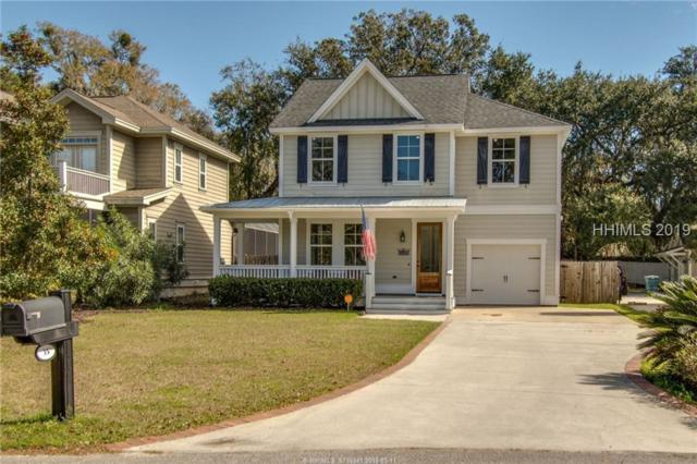 35 Sommer Lake Drive, Beaufort, SC 29902 (MLS #391773) :: Southern Lifestyle Properties