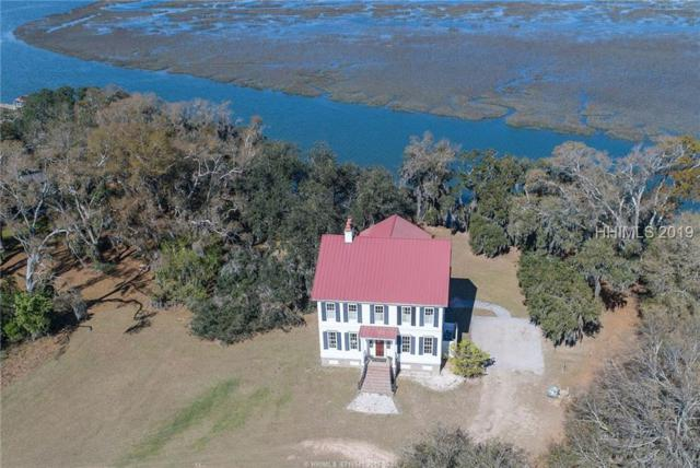 96 Oaks Plantation Road, Saint Helena Island, SC 29920 (MLS #391791) :: Southern Lifestyle Properties