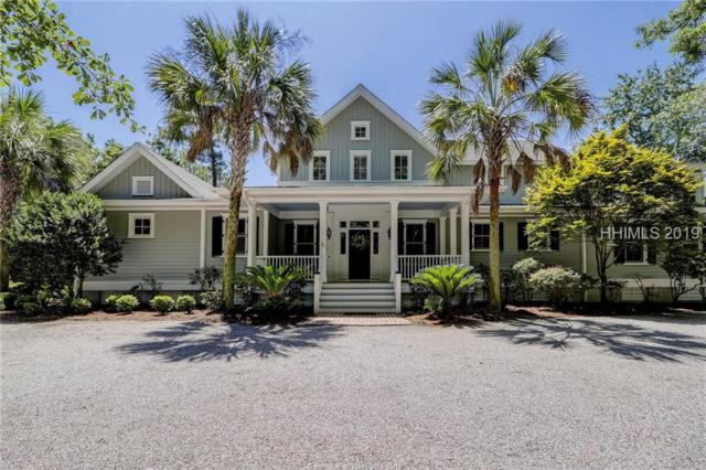 101 Bull Point Drive, Seabrook, SC 29940 (MLS #392078) :: Collins Group Realty