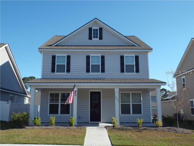 3876 Oyster Bluff Boulevard, Beaufort, SC 29907 (MLS #392214) :: RE/MAX Coastal Realty