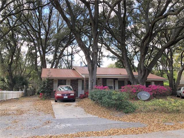 9 Camellia Street, Hilton Head Island, SC 29928 (MLS #392292) :: Hilton Head Dot Real Estate
