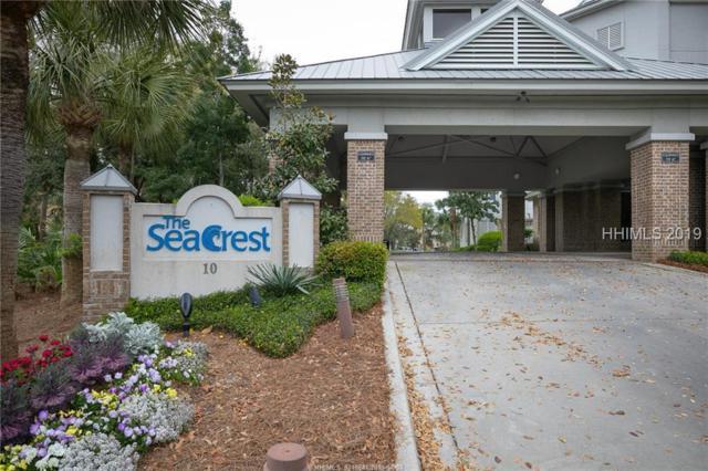 10 N Forest Beach Drive #2113, Hilton Head Island, SC 29928 (MLS #392549) :: Southern Lifestyle Properties