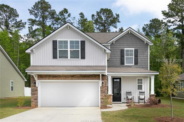 126 Tanners Run, Bluffton, SC 29910 (MLS #392786) :: Southern Lifestyle Properties
