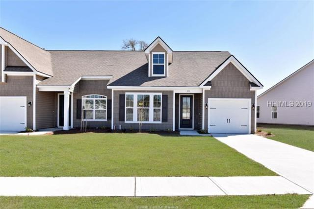 320 Corn Mill Way, Bluffton, SC 29909 (MLS #392788) :: RE/MAX Coastal Realty