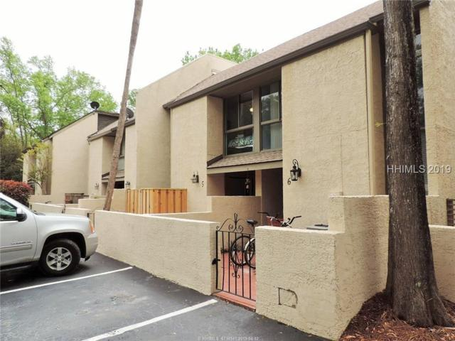 11 Tanglewood Drive #5, Hilton Head Island, SC 29928 (MLS #392839) :: Southern Lifestyle Properties