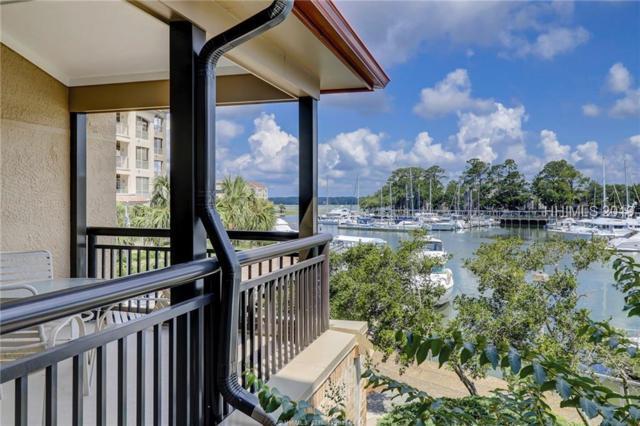 9 Harbourside Lane 7309B, Hilton Head Island, SC 29928 (MLS #392923) :: Schembra Real Estate Group