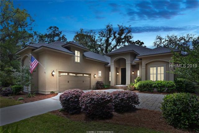 13 Oconee Court, Bluffton, SC 29910 (MLS #392929) :: Southern Lifestyle Properties