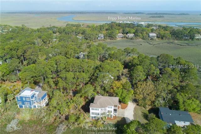 362 E Speckled Trout Road, Fripp Island, SC 29920 (MLS #392960) :: The Alliance Group Realty