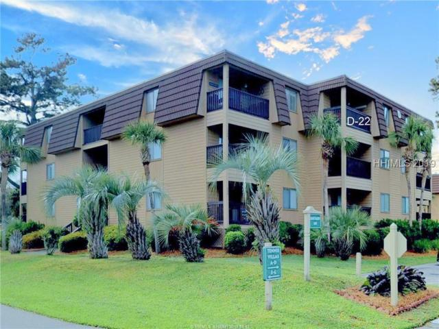 40 Folly Field Road D22, Hilton Head Island, SC 29928 (MLS #392982) :: RE/MAX Coastal Realty