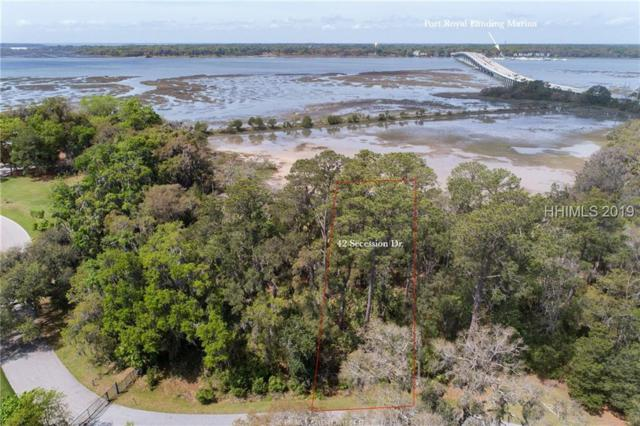 42 Secession Drive, Beaufort, SC 29907 (MLS #393024) :: Hilton Head Dot Real Estate