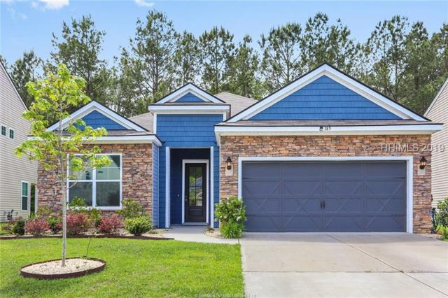 185 Heritage Parkway, Bluffton, SC 29910 (MLS #393031) :: Southern Lifestyle Properties