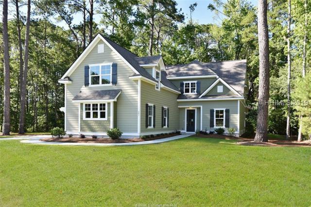 203 Barrett Browning Road, Bluffton, SC 29910 (MLS #393205) :: Southern Lifestyle Properties