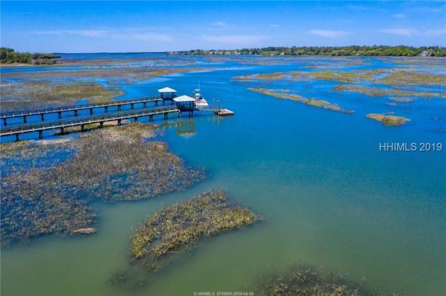 11 Creek Cove Lane, Hilton Head Island, SC 29926 (MLS #393213) :: Beth Drake REALTOR®