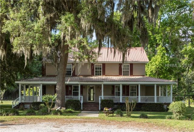 63 Providence Road, Beaufort, SC 29906 (MLS #393338) :: The Alliance Group Realty