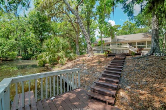 10 Hunt Club Court, Hilton Head Island, SC 29928 (MLS #393472) :: Collins Group Realty
