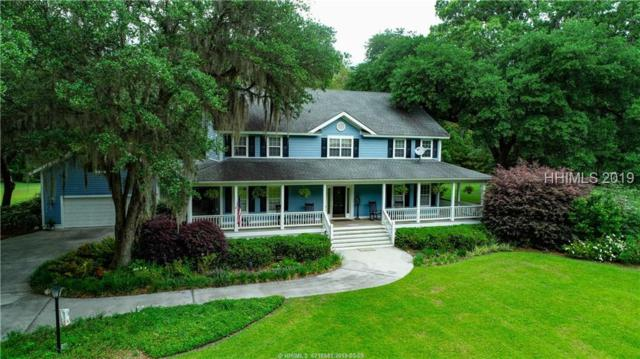 2671 Glover Road, Ridgeland, SC 29936 (MLS #393628) :: RE/MAX Coastal Realty