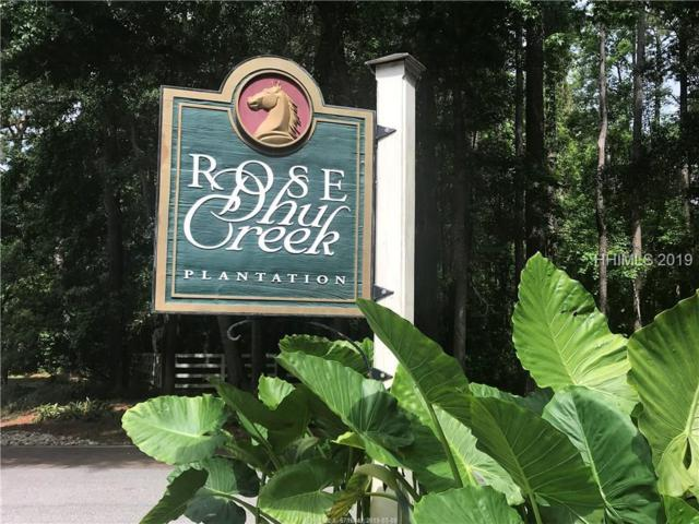 61 Rose Dhu Creek Plantation Drive, Bluffton, SC 29910 (MLS #393648) :: Collins Group Realty