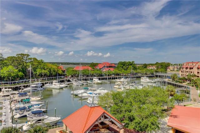 9 Harbourside Lane 7338D, Hilton Head Island, SC 29928 (MLS #393720) :: RE/MAX Island Realty