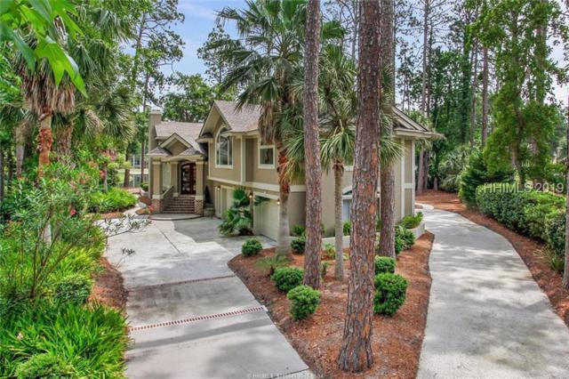 27 Long Brow Road, Hilton Head Island, SC 29928 (MLS #393774) :: Collins Group Realty
