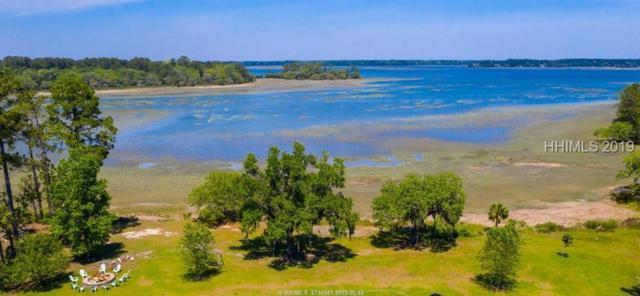 55 Harrison Island Rd, Okatie, SC 29909 (MLS #393798) :: The Alliance Group Realty