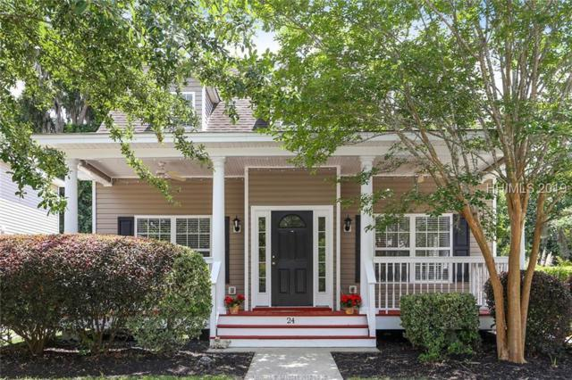 24 Ashbury Court, Bluffton, SC 29910 (MLS #393922) :: Collins Group Realty