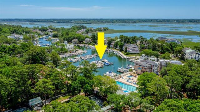 B18 Windmill Harbour Marina, Hilton Head Island, SC 29926 (MLS #393992) :: The Alliance Group Realty