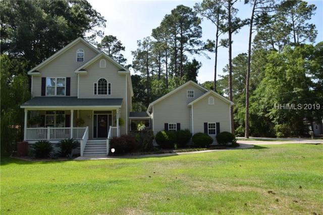 511 Sams Point Rd, Beaufort, SC 29907 (MLS #394112) :: The Coastal Living Team