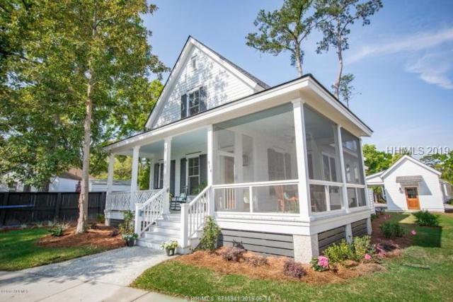 514 Water Street, Beaufort, SC 29902 (MLS #394225) :: RE/MAX Coastal Realty