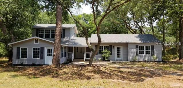 438 Sams Point Road, Beaufort, SC 29907 (MLS #394255) :: Beth Drake REALTOR®