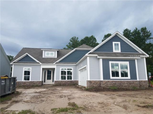 1319 Hearthstone Drive, Hardeeville, SC 29927 (MLS #394459) :: RE/MAX Coastal Realty