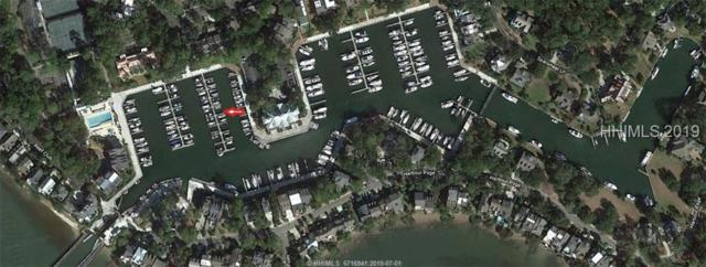 C-62 Windmill Harbour Marina, Hilton Head Island, SC 29926 (MLS #394496) :: The Alliance Group Realty