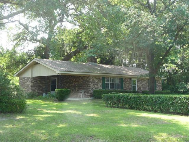 1286 Bees Creek Road, Ridgeland, SC 29936 (MLS #394720) :: RE/MAX Coastal Realty