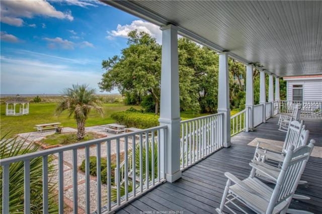 55 Fuskie Lane, Daufuskie Island, SC 29915 (MLS #394740) :: Hilton Head Dot Real Estate