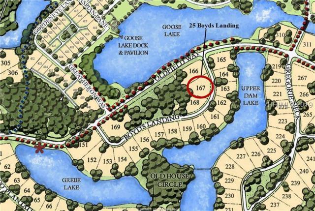 25 Boyds Landing, Okatie, SC 29909 (MLS #394767) :: RE/MAX Coastal Realty