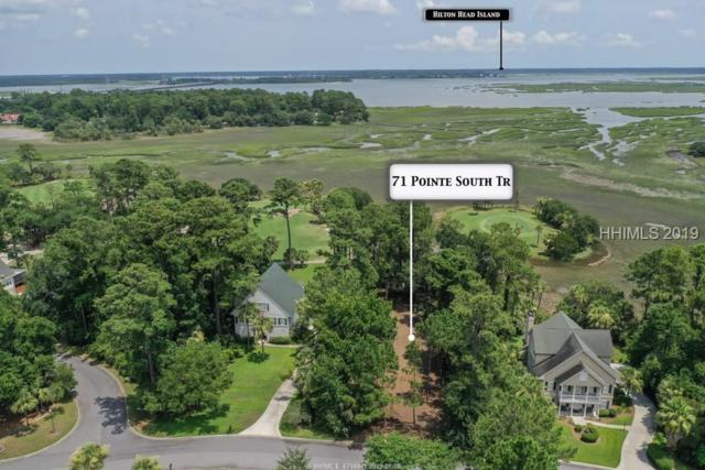 71 Pointe South Trace, Bluffton, SC 29910 (MLS #395163) :: Coastal Realty Group